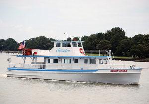 Hampton Roads Charters – The Ocean Eagle