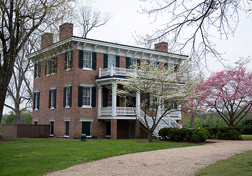 Lee Hall Mansion