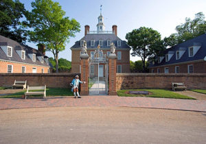 Colonial Williamsburg, the Revolutionary City