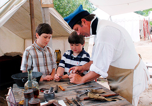 Evening Programs - Colonial Williamsburg